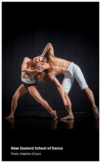 Continuum Dance Exchange