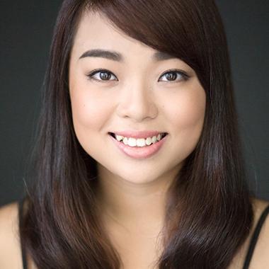 Aricia's Headshot by Crispian Chan